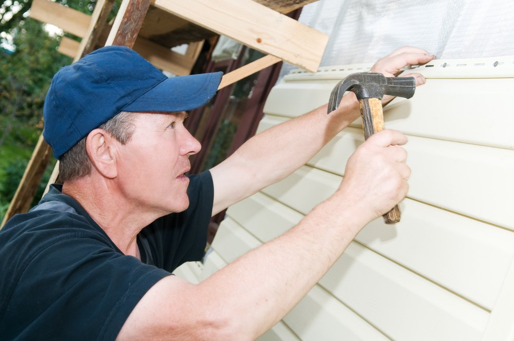 Check out our exterior options….  From siding to steel, we have it all!