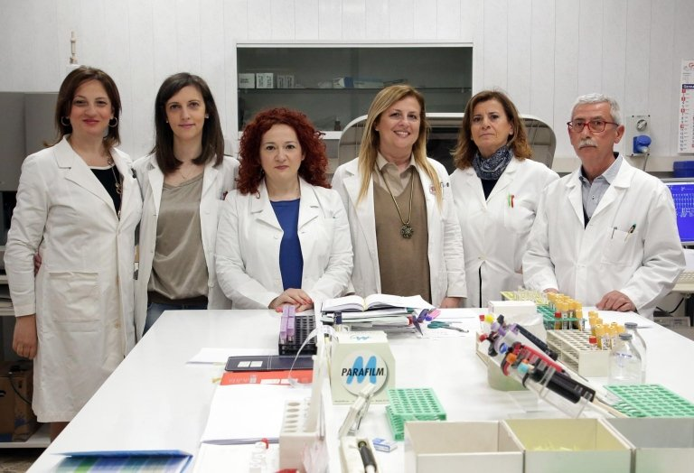 staff laboratorio analisi