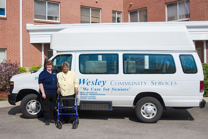 Senior and Elderly Transportation Services