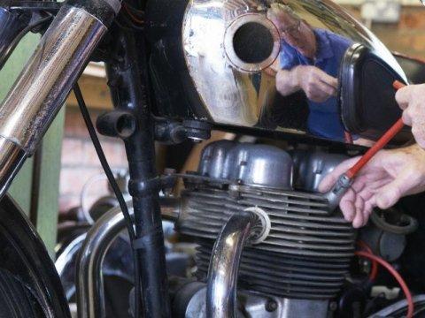 Assistenza motocicli