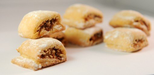 biscotti cuori di fichi