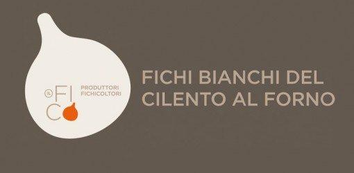 insegna pubblicitaria dei fichicoltori FICHI BIANCHI  DEL CILENTO AL FORNO