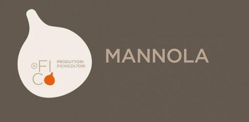 insegna pubblicitaria dei fichicoltori MANNOLA