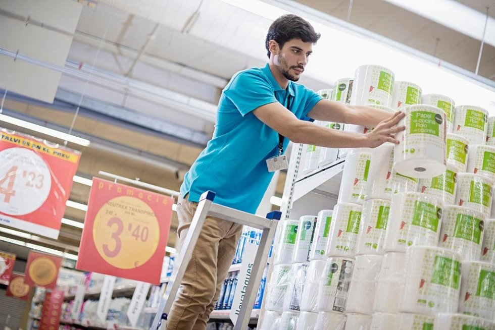 Divise supermercati