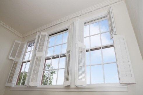 finestre con oscuranti