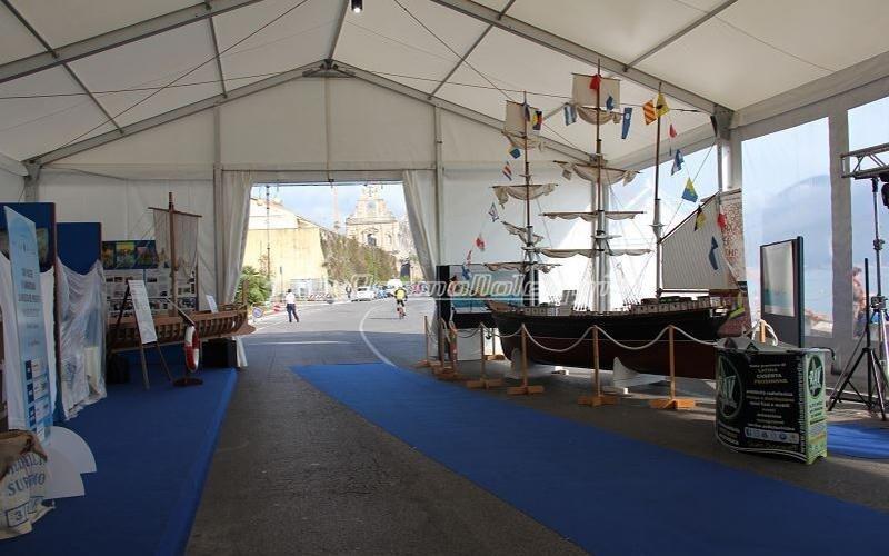 Spazi espositori Yacht Med festival 2015