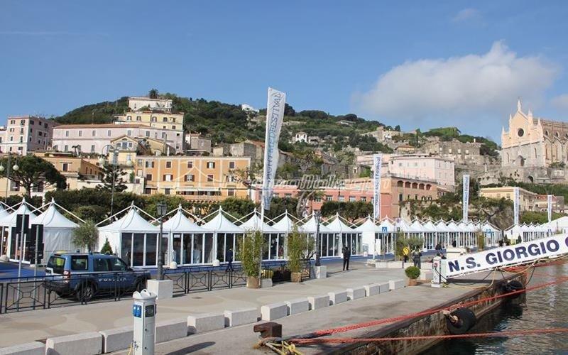 Strutture accoglienza Yacht Med festival 2015