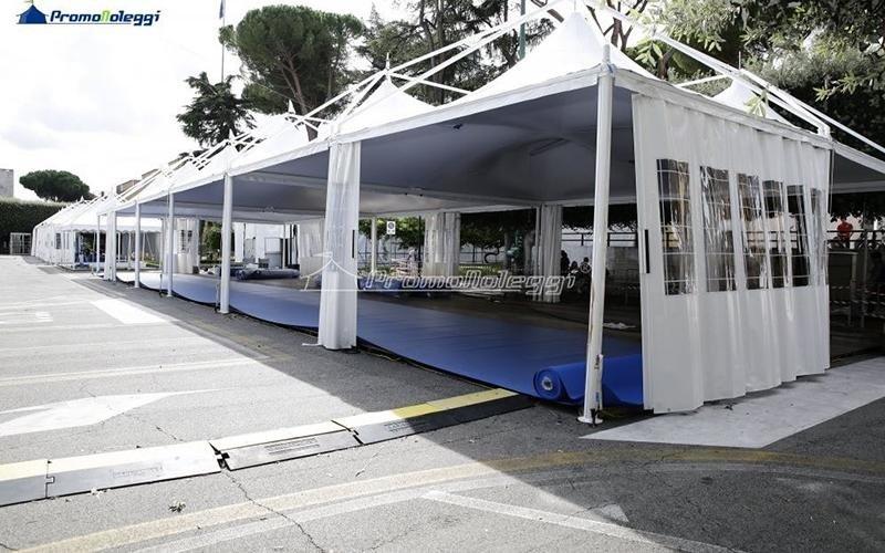 Strutture Maker Faire Roma 2015
