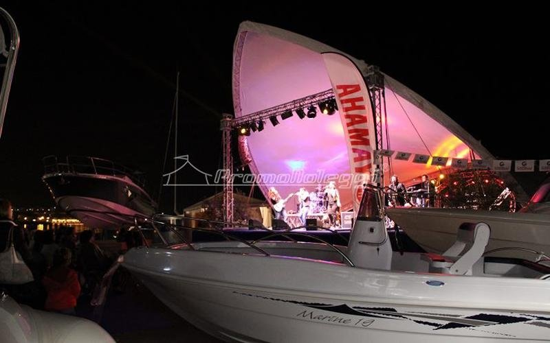 Promonoleggi Fiera Yacht Med festival edizione anno 2015