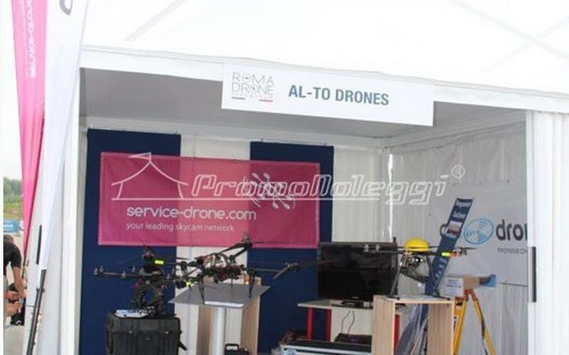 Lavori Promonoleggi Roma Drone Urbe 2015