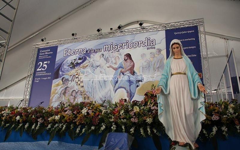 Comunità Gesù risorto convegno a Fiuggi