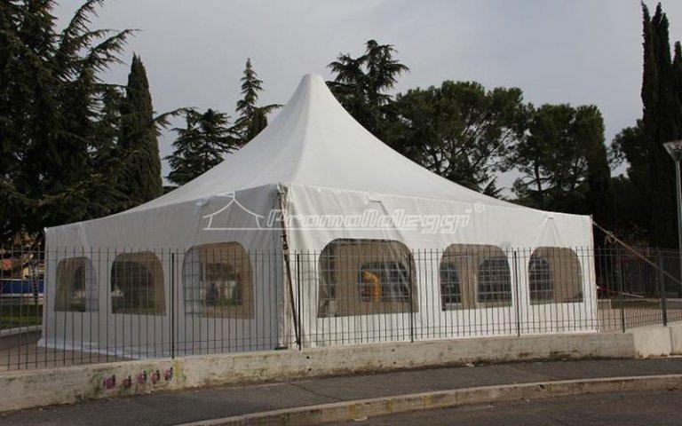 Installazione pagoda a roma