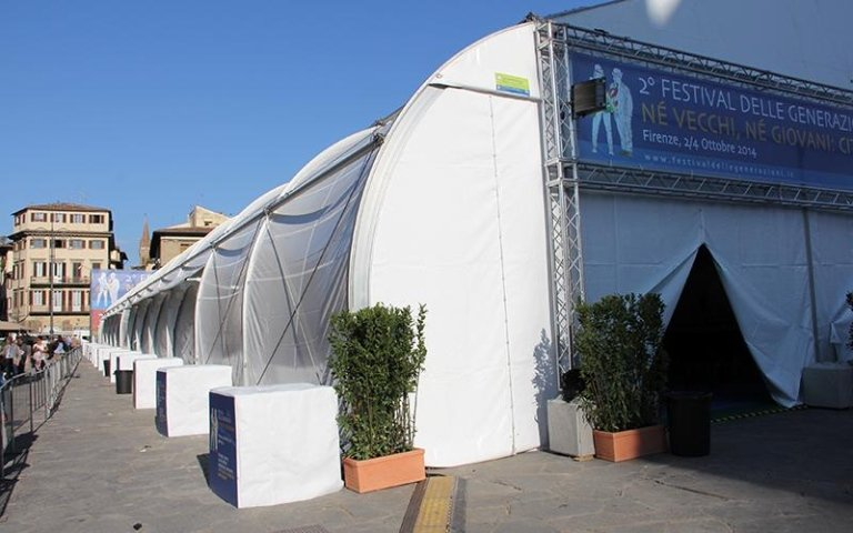 installazione tendostrutture roma