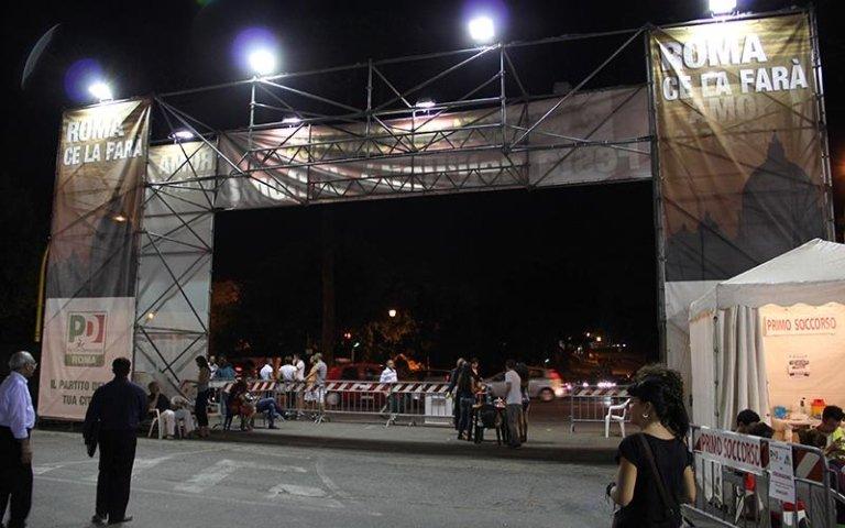 Installazione Layher a roma