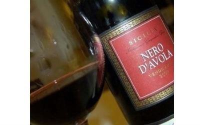 Vino Nero d Avola