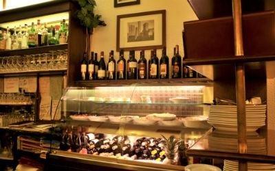 vini trattoria Amedeo