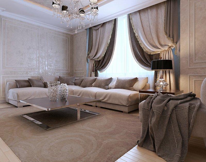 divani imbottiti in tessuto