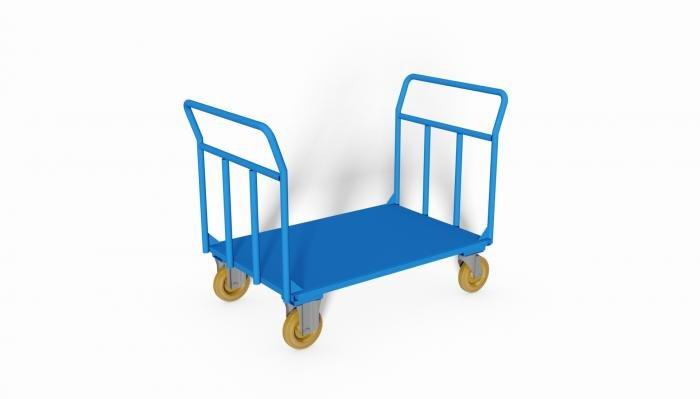 carrello di servizio con ruote