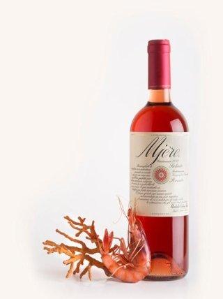 Mjere vino rosato