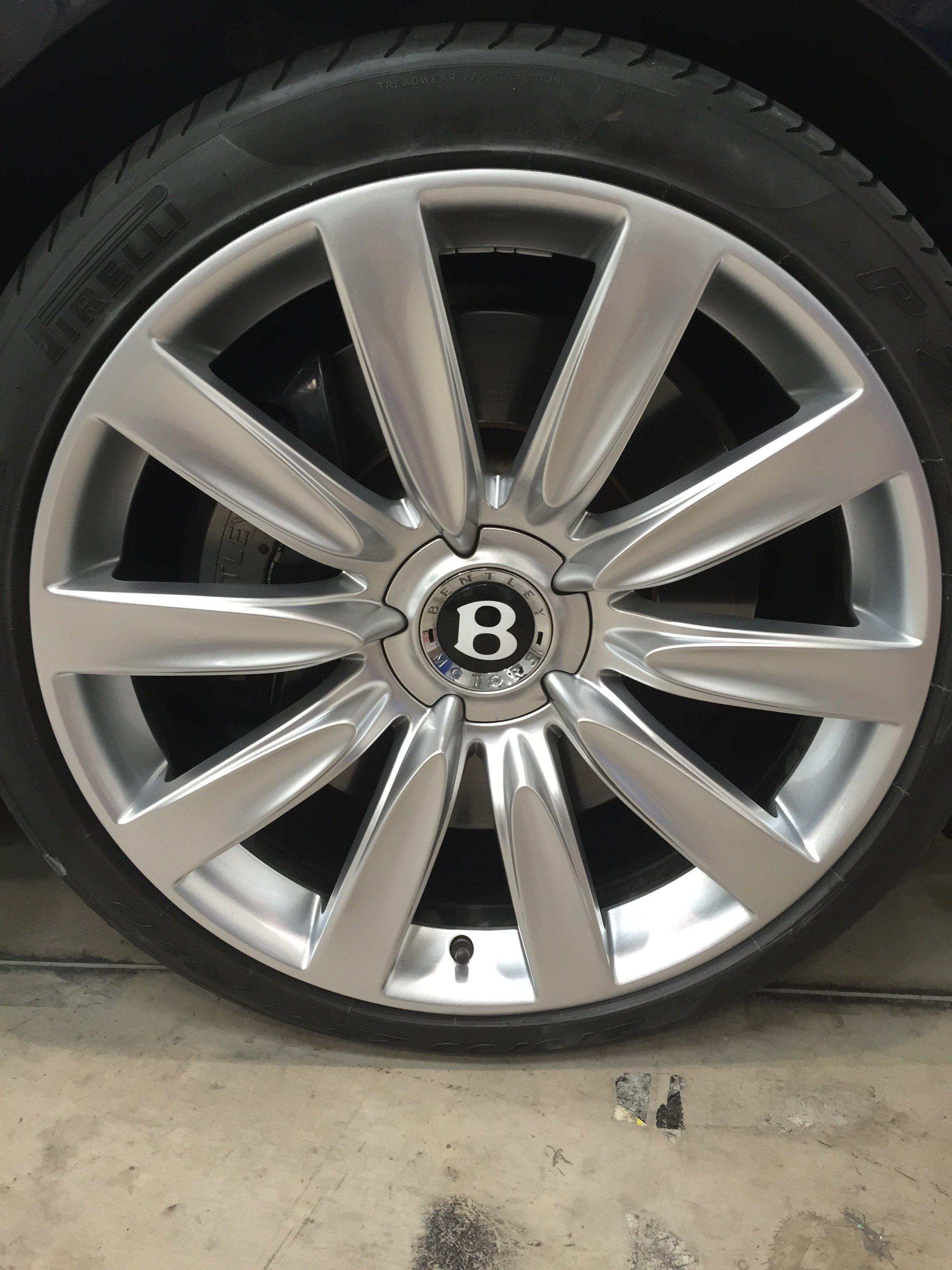 wheel with rim