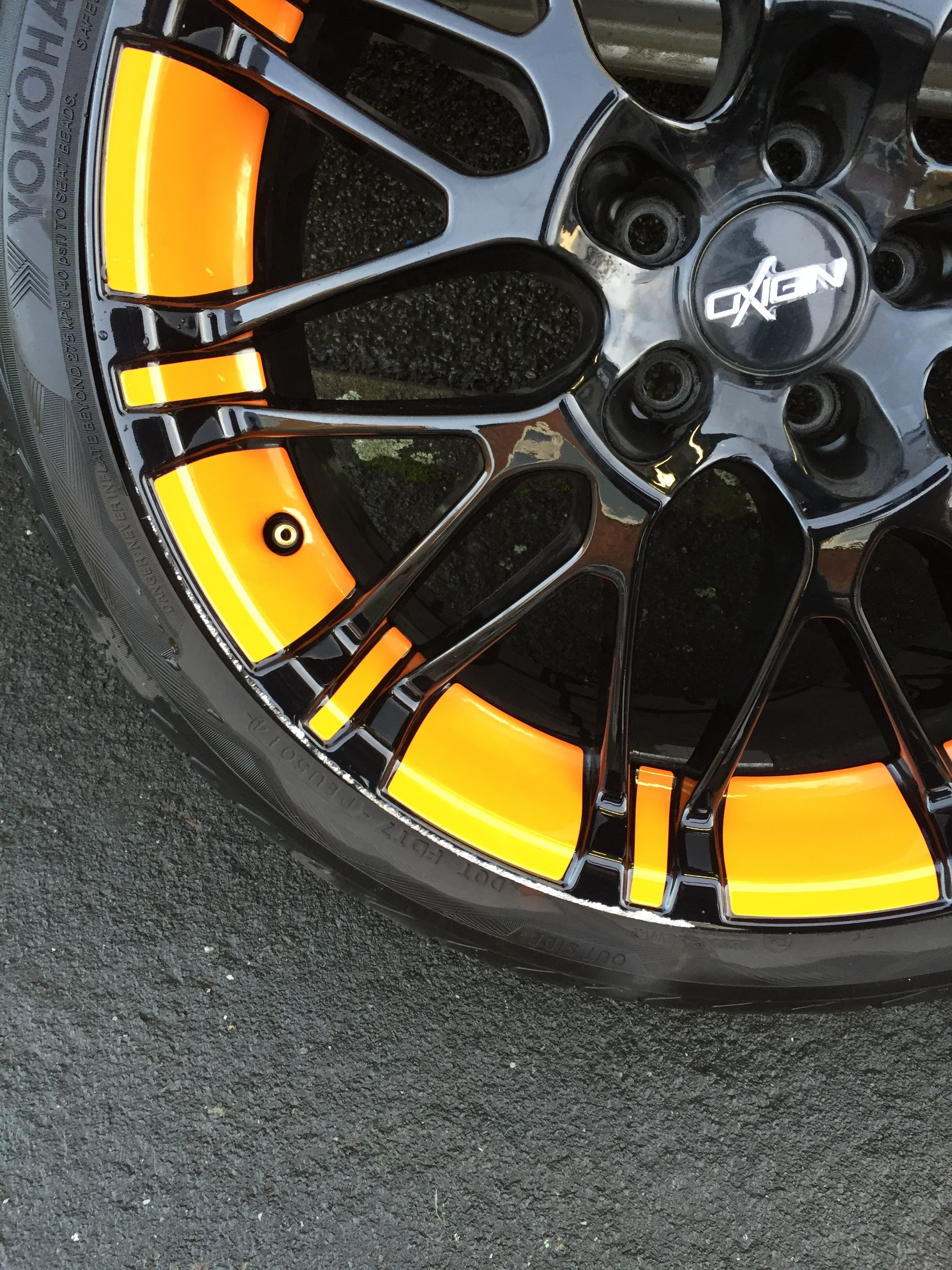 top-quality alloy wheel