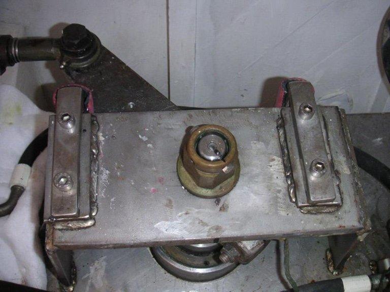 timoneria idraulica