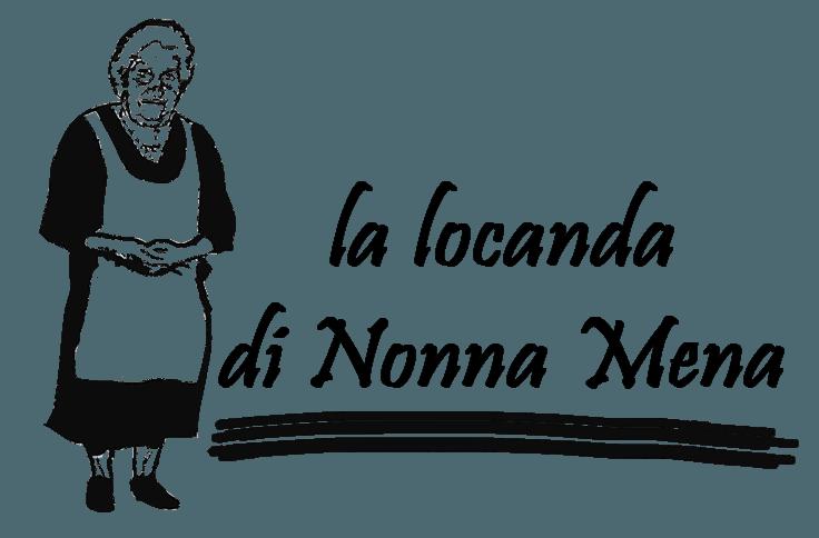 LA LOCANDA DI NONNA MENA - LOGO