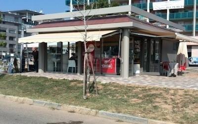 Installazione tende negozi