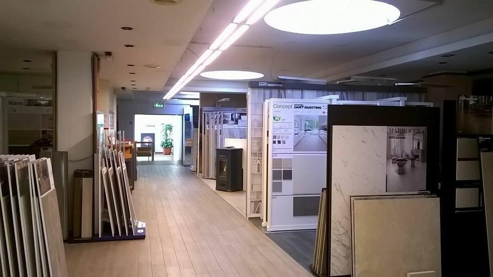 Showroom Ediltermica - materiali per l
