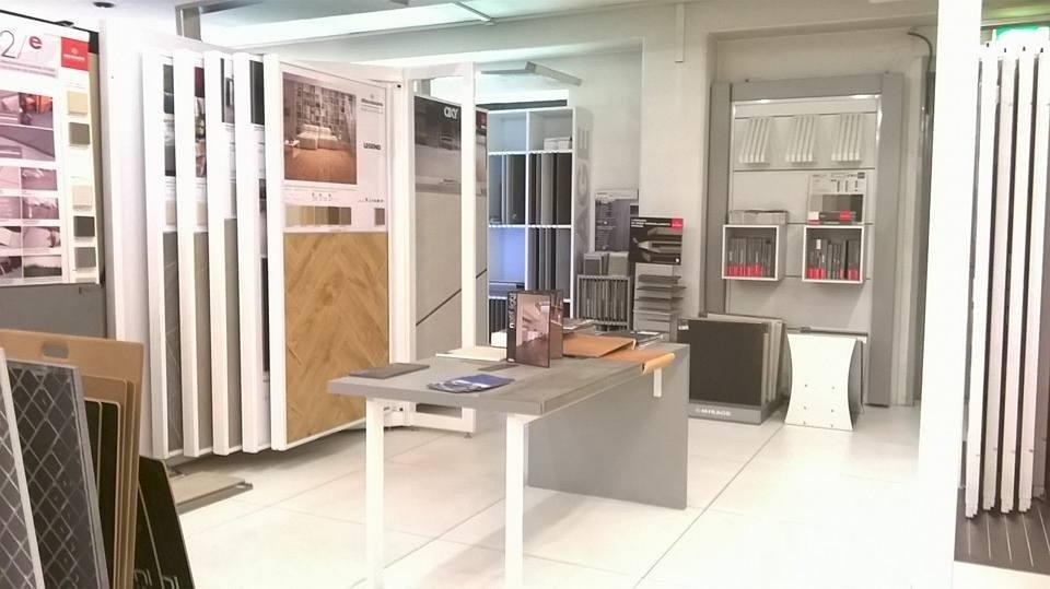 Showroom Ediltermica Divisione Commerciale