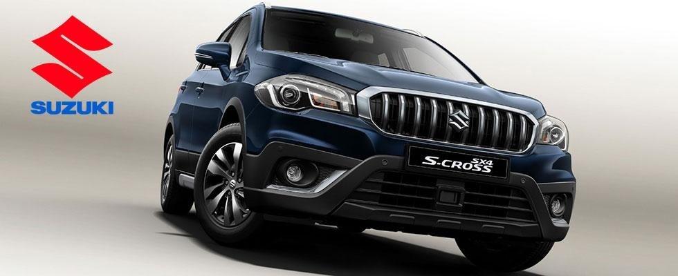 Nuova S-Cross Suzuki