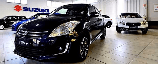 Suzuki auto nuove