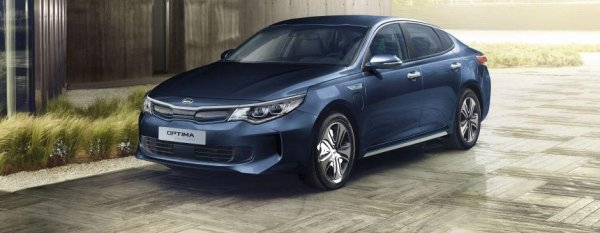 NUOVA OPTIMA PLUG-IN HYBRID