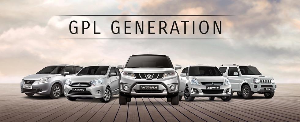 Nuova Gamma Suzuki Gpl