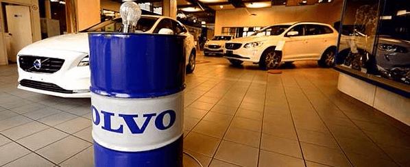 assistenza autorizzata Volvo
