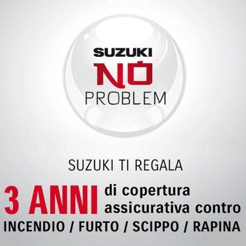 Suzuki finanziamento No Problem