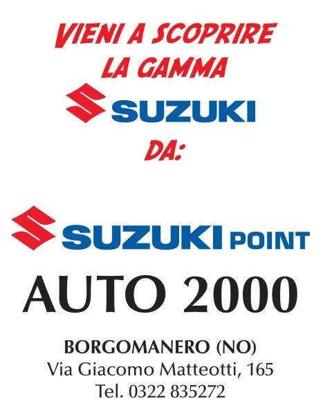 Totauto Borgomanero Suzuki