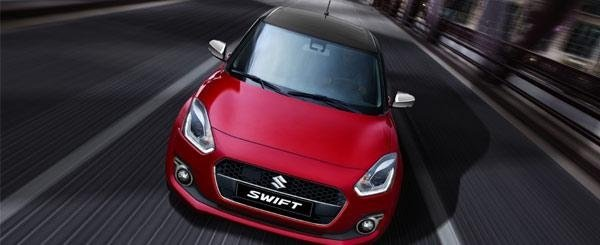 NEW SWIFT WEB LIMITED EDITION - #DRIVEFIRST