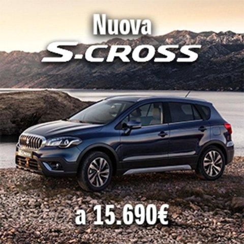 Suzuki Nuova S Cross