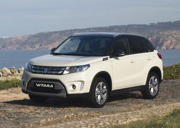 Promozioni Nuova Suzuki Vitara