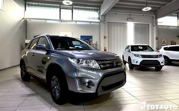 Suzuki Gran Vitara