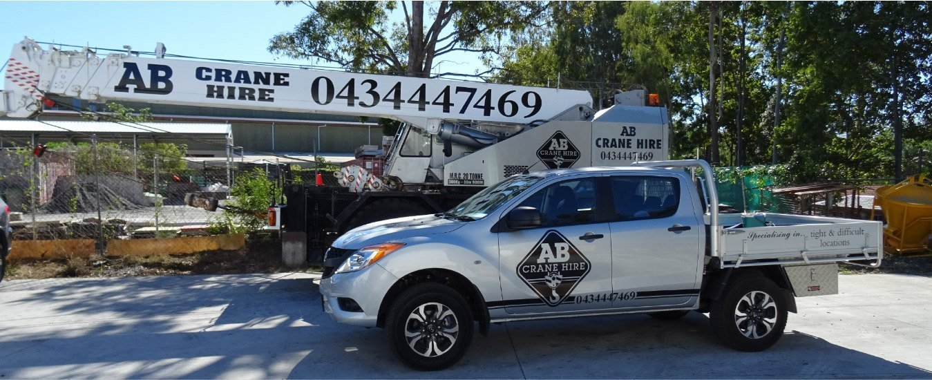 AB Crane Hire Emergency Service 24/7