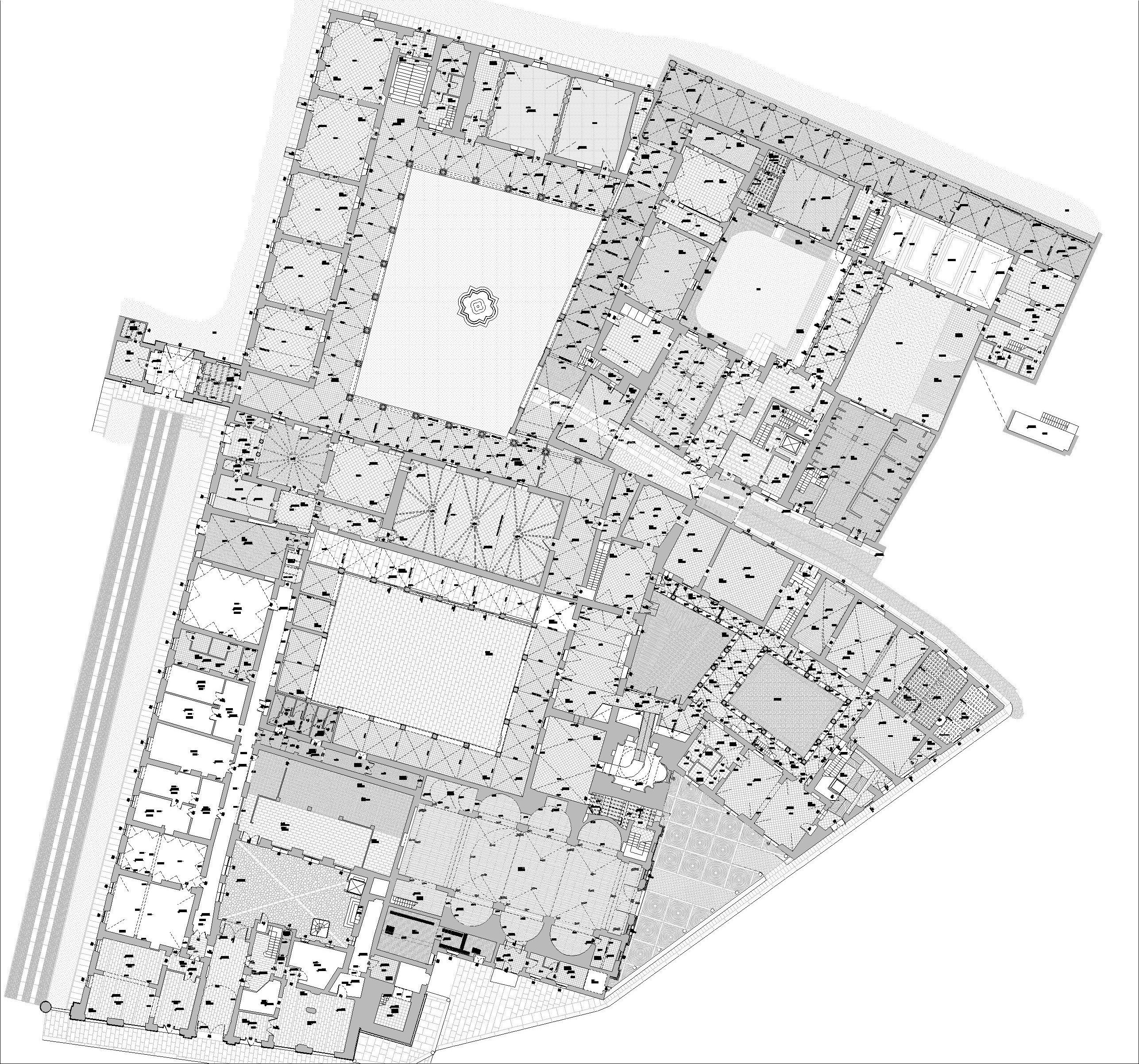 Mappa del sistema di assetto urbano e sviluppo