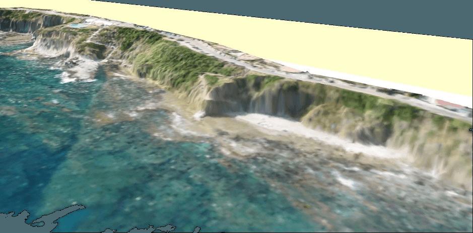piegazione di come si fa per passare dalla fotografia al mappa