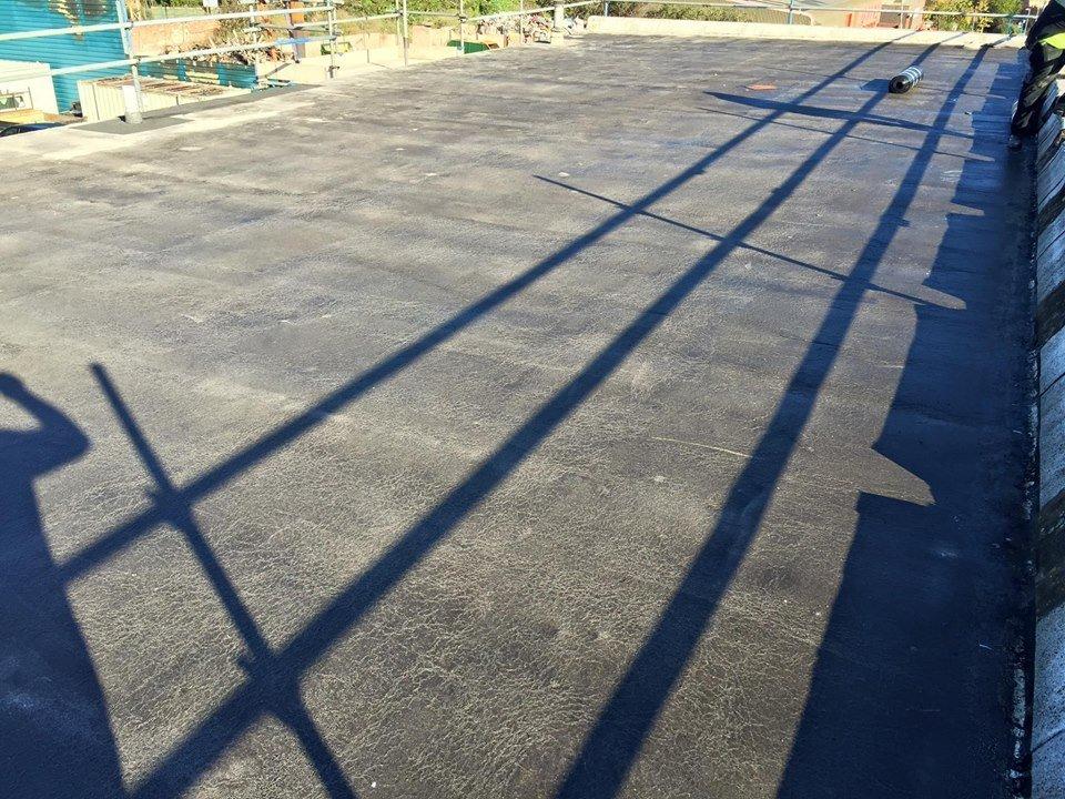 Roof ridge tiles & slate roof repairs