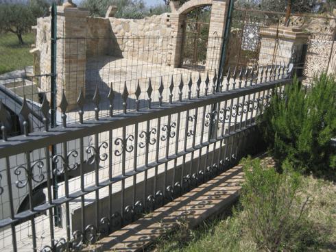 cancello scorrevole elettrico