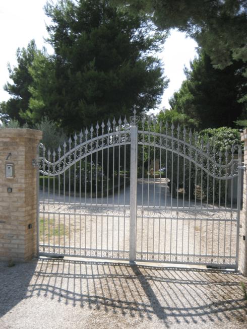 cancello classico