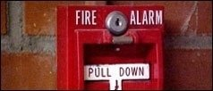 allarmi antincendio