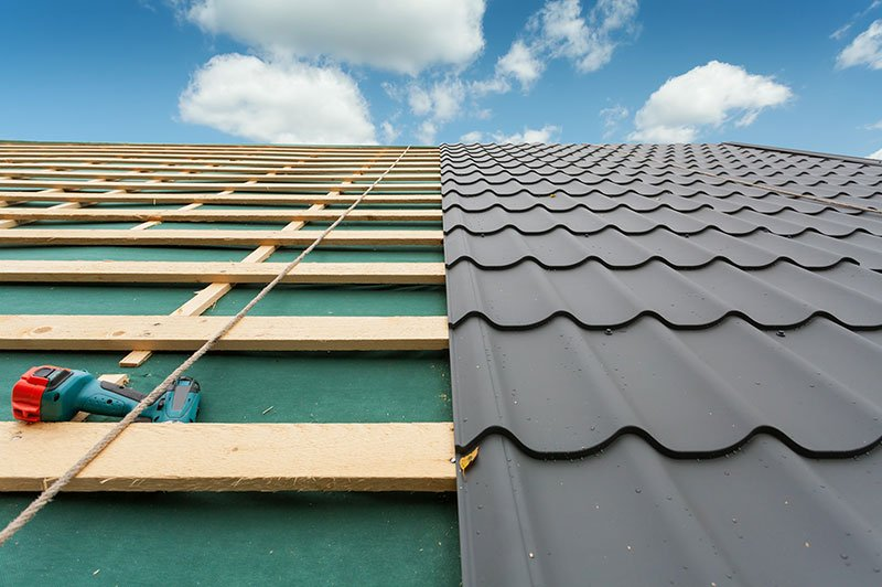 Reroofing Services Bluffton, SC