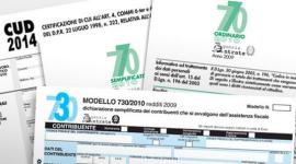 modelli per il pagamento delle tasse, modello 770, modello 730